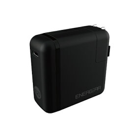 GOPPA ゴッパ [Type-C]AC - Type-C充電器 46W USB PD対応 5A +Type-C⇔Type-Cケーブル 1.8m (1ポート・ブラック) E00460A1CBLKUS