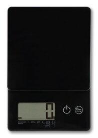 TAGlabel by amadana タグレーベル バイ アマダナ 【ビックカメラグループオリジナル】デジタルキッチンスケール digital scale AT-KS11(BK) ブラック[ATKS11BK]【point_rb】