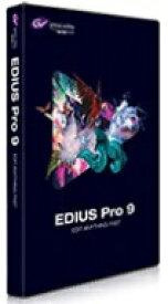 グラスバレー grass valley 〔Win版〕 EDIUS Pro 9 ≪通常版≫ EPR9-STR-JP[EDIUSPRO9ツウジョウバ]