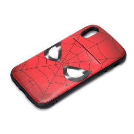 PGA iPhone X用 マーベル タフポケットケース スパイダーマン PG-DCS306SPM