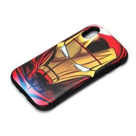 PGA iPhone X用 マーベル タフポケットケース アイアンマン PG-DCS308IRM