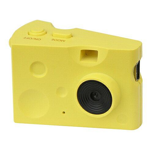 ケンコー チーズ型超小型トイデジタルカメラ DSC Pieni Cheese