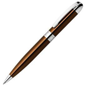 ゼブラ ZEBRA [油性ボールペン]フォルティアVC ブラウン(ボール径:0.7mm) BA93-E