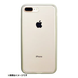 パワーサポート POWER SUPPORT iPhone 8 Plus用 Shock proof Air Jacket ラバーゴールド PBK-51