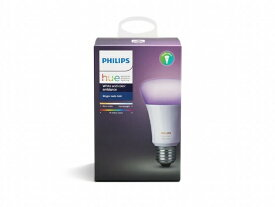フィリップス PHILIPS LED電球カラーシングルランプ 「Hue(ヒュー)」 PLH04CL[PLH04CL]
