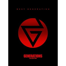 エイベックス・エンタテインメント Avex Entertainment GENERATIONS from EXILE TRIBE/BEST GENERATION 豪華盤(2CD+3DVD)【CD】