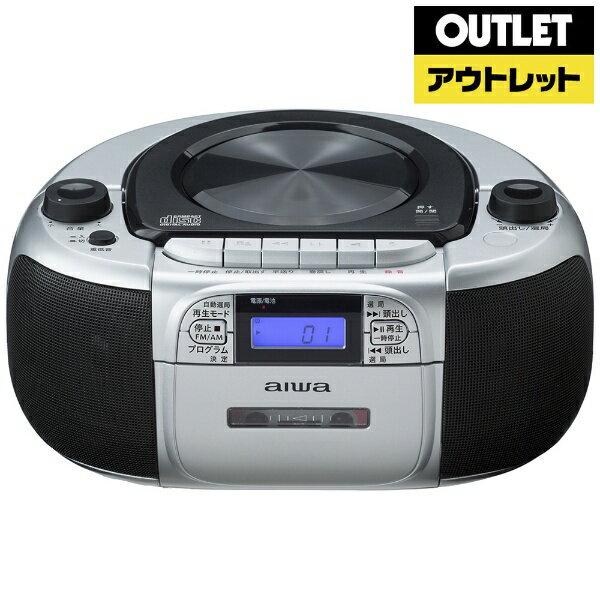 aiwa アイワ CSD-M20 ラジカセ [ワイドFM対応 /CDラジカセ][CSDM20]