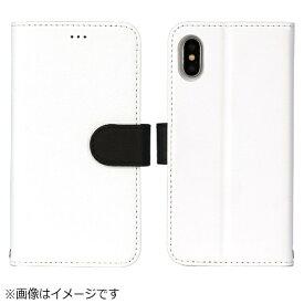 HAMEE ハミィ [iPhone X]booc 手帳型 ダイアリーケース