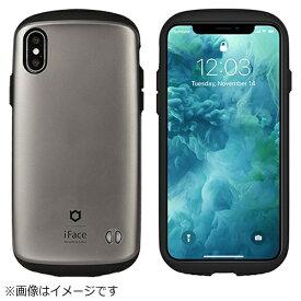 HAMEE ハミィ iPhoneXS/X iFace Sensation Metallicケース