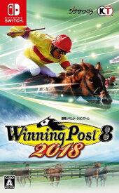 コーエーテクモゲームス KOEI Winning Post 8 2018【Switch】