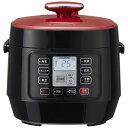 コイズミ KOIZUMI KSC-3501/R 電気圧力鍋 レッド