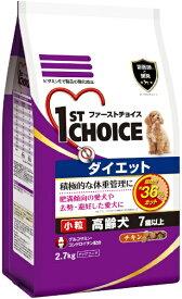 アース・ペット earth pet アースFC 高齢犬 ダイエット 小粒 2.7kg