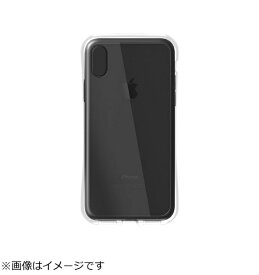坂本ラヂヲ iPhone X用 Glass Hybrid Clear Case クリア CHC-50327CLR