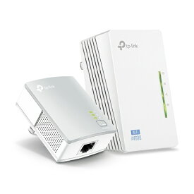 TP-Link TL-WPA4220 KIT 【コンセント直挿型】無線LAN(wi-fi)中継機(中継器単体) [n/g/b]