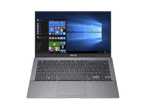 【送料無料】 ASUS 14.0型ワイド ノートPC[Win10 Home・Core i7・SSD 256GB・メモリ 16GB]B9440UA B9440UA-750016 グレー[B9440UA750016]