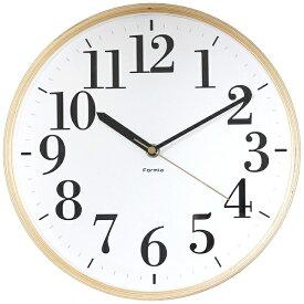 保土ヶ谷電子販売 Hodogaya denshi 掛け時計 Formia(フォルミア) HIC-003