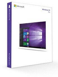 【送料無料】 マイクロソフト 【10%OFFクーポン 7/14 19:00〜7/15 23:59】〔USBメモリ〕 Windows 10 Pro 日本語版 FQC-10185 [Windows用]