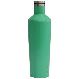 スパイス SPICE ステンレスボトル 750ml CORKCICLE CANTEEN(コークシクル キャンティーン) Caribbean Green(カリビアングリーン) 2025GCG[2025GCG]