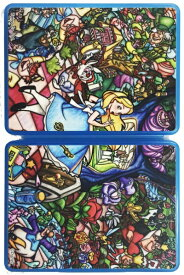 テンヨー キャラプレカードケース for Nintendo Switch アリス 【Switch】 NDC-CSW-02