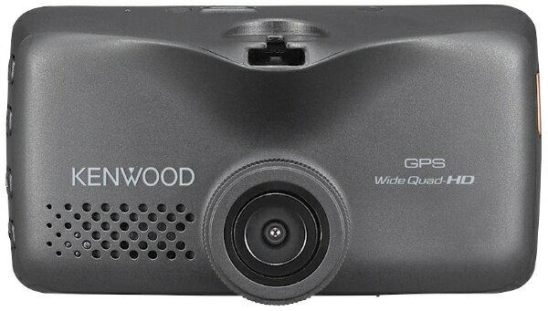 【送料無料】 ケンウッド ドライブレコーダー DRV-630 [一体型 /スーパーHD・3M(300万画素) /GPS対応]