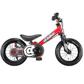 アイデス ides 12型 ランニングバイク D-Bike Master(レッド) 3392【組立商品につき返品不可】 【代金引換配送不可】【メーカー直送・代金引換不可・時間指定・返品不可】