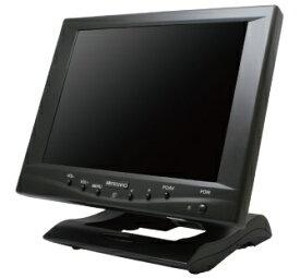 エーディテクノ ADTECHNO タッチパネル液晶モニター ブラック CL8801NT [スクエア /SVGA(800×600)][CL8801NT]