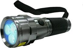 コンテック KONTEC 3灯ブラックライト BLLED3435UV [LED /単4乾電池×3]