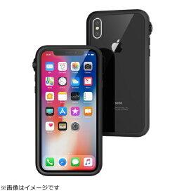 トリニティ Trinity iPhone X 衝撃吸収ケース ブラック CT-IPIP178-BK