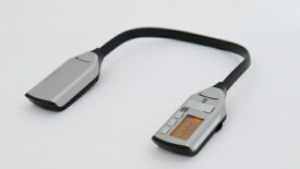 ツインバード TWINBIRD AV-J335 携帯ラジオ 着るラジオ シルバー [防滴ラジオ /FM /ワイドFM対応][AVJ335S]