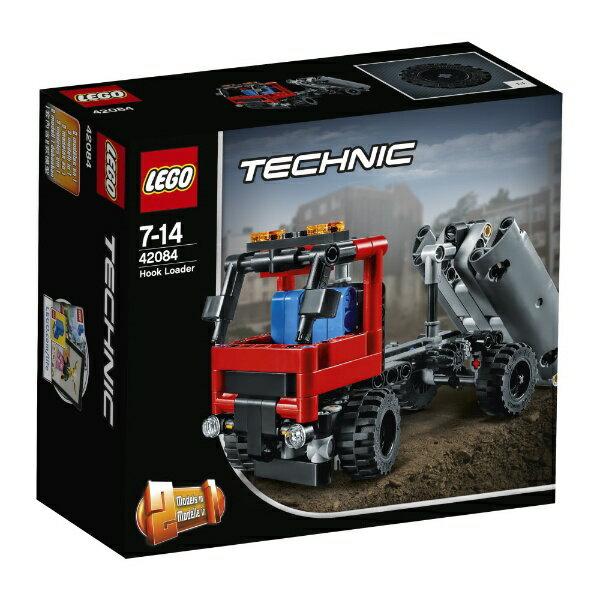 レゴジャパン LEGO(レゴ) 42084 テクニック フックローダー