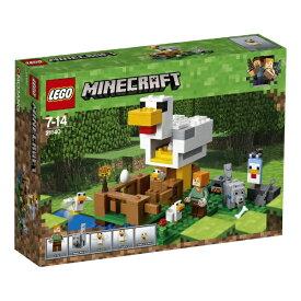 レゴジャパン LEGO 21140 マインクラフト ニワトリ小屋[レゴブロック]