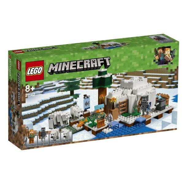 レゴジャパン LEGO 21142 マインクラフト 北極のイグルー