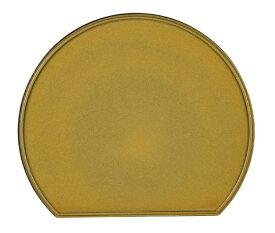 パール金属 PEARL METAL 個々膳 半月両面盆 K6345 ゴールド[K6345]