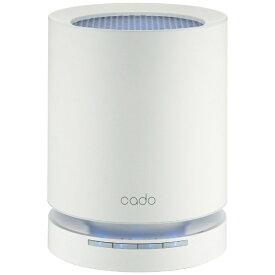 カドー cado 空気清浄機 LEAF 120 ホワイト AP-C120-WH [適用畳数:15畳 /PM2.5対応][APC120WH]