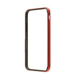 ラスタバナナ RastaBanana iPhone X用 METAL+TPUバンパー レッド 3605IP8A