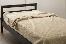 オーシン OSHIN エバーウォーム 毛布(ダブルサイズ/180×200cm/アイボリー)【日本製】