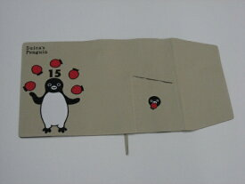 JR東日本商事 EAST JAPAN RAILWAY TRADING Suicaのペンギン ブックカバー(15th) 9576[9576]