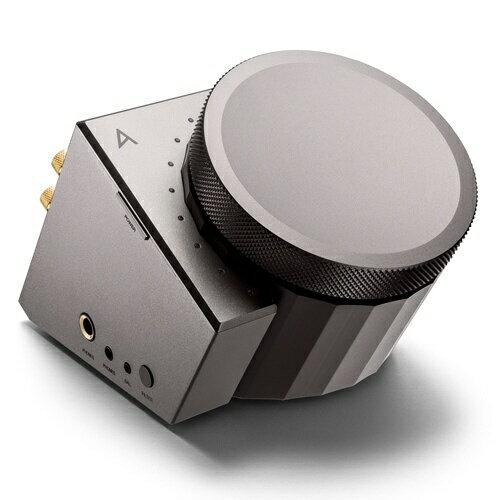 ASTELL&KERN アステル&ケルン ヘッドホンアンプ Astell&Kern DAM11-ACRO-L1000-SLV ガンメタル [DAC機能対応 /ハイレゾ対応][DAM11ACROL1000SLV]