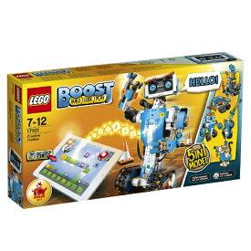 レゴジャパン LEGO 17101 BOOST クリエイティブ・ボックス[レゴブロック] 【代金引換配送不可】