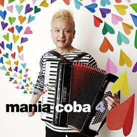 日本コロムビア NIPPON COLUMBIA coba/mania coba 4 【CD】