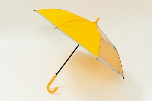 長寿乃里 傘(50cm) ポキッと折れるんですKIDS(子供用/イエロー) イエロー