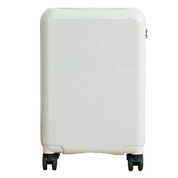 TAGlabel by amadana タグレーベル バイ アマダナ スーツケース trolley suitcse AT-SC11S(WH) メタリックホワイト [TSAロック搭載 /ハードジッパー]【point_rb】