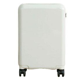 TAGlabel by amadana タグレーベル バイ アマダナ 【ビックカメラグループオリジナル】スーツケース trolley suitcse ハードジッパー 36L メタリックホワイト AT-SC11S-MWH [TSAロック搭載]【point_rb】