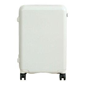 TAGlabel by amadana タグレーベル バイ アマダナ 【ビックカメラグループオリジナル】スーツケース trolley suitcse AT-SC11M(MWH) マットホワイト [TSAロック搭載 /ハードジッパー]【point_rb】