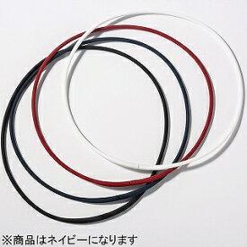 ファイテン PHITEN 【ビックカメラグループオリジナル】RAKUWA ネックS レザータッチ (ネイビー/50cm) 0217TG747253【point_rb】
