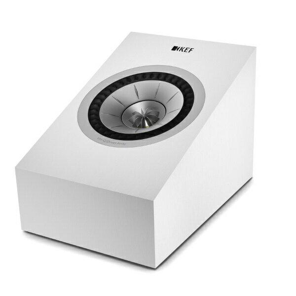 【送料無料】 KEF イネーブルドスピーカー Q50a サテンホワイト [DolbyAtmos対応 /2ウェイスピーカー]