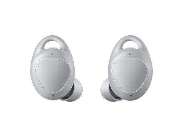 【送料無料】 SAMSUNG サムスン フルワイヤレスイヤホン Gear IconX SM-R140NZAAXJP グレー [左右分離タイプ /Bluetooth]