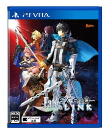 マーベラス Fate/EXTELLA LINK【PS Vita】