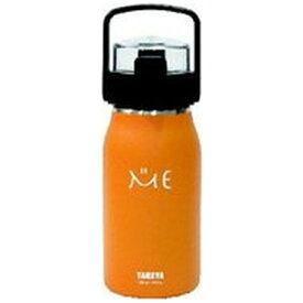 タケヤ化学工業 TAKEYA ステンレスボトル 600ml MEBOTTLE(ミーボトル) オレンジ 506130[506130]