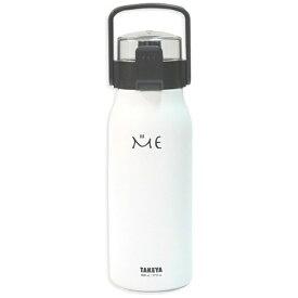 タケヤ化学工業 TAKEYA ステンレスボトル 800ml MEBOTTLE(ミーボトル) ホワイト 506208[506208]